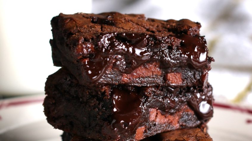 Fudgy Brownies Edibles Recipe